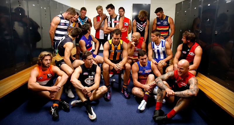 Afl Captains Call Who They Tip In 2015 Afl Queensland