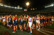 AFL 2013 Media - Womens Exhibition Match