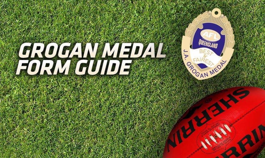 Grogan Medal Form Guide - AFL Queensland
