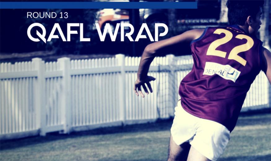 QAFL Wrap