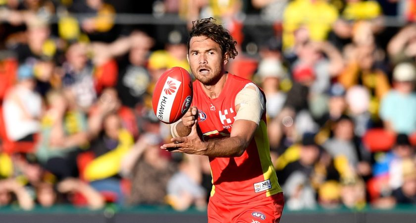 More History for Jarrod Harbrow - AFL Queensland